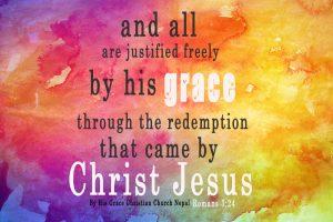 Romans 3 24