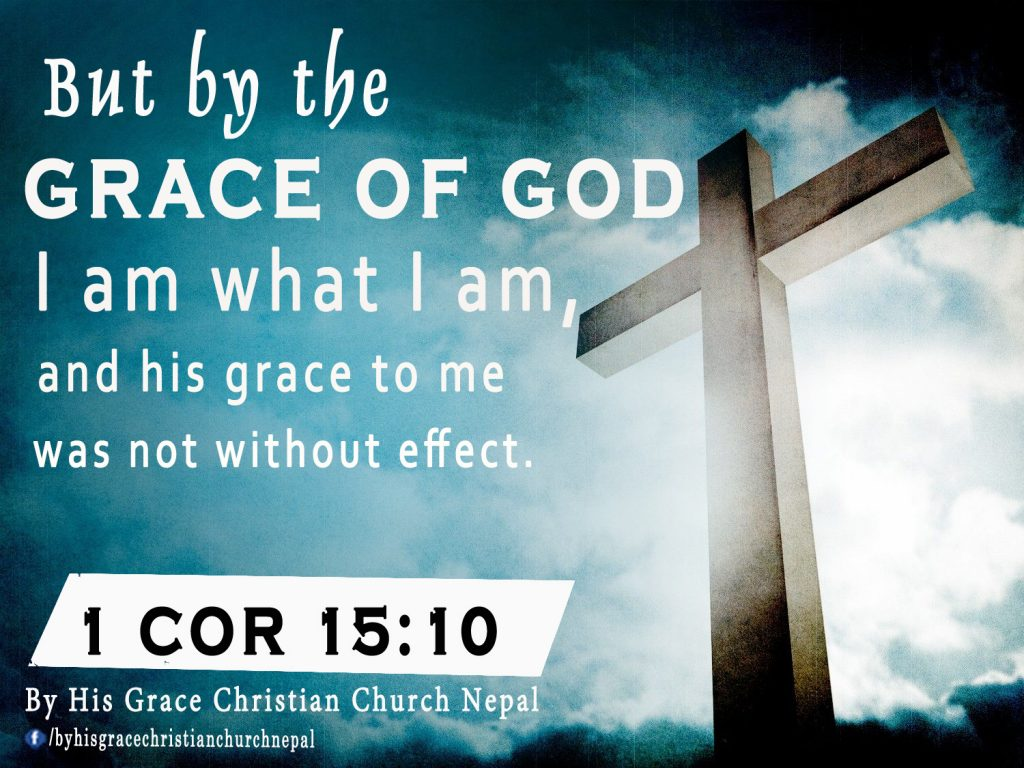 1 Corianthians 15:10