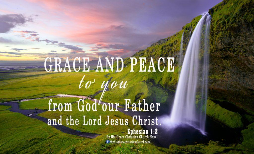 Ephesian 1:2